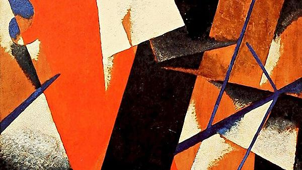 Talk: Art of the Russian Revolution: One Hundred Years On