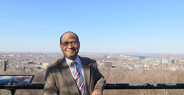 <p>Professor Hisham Khalil</p>