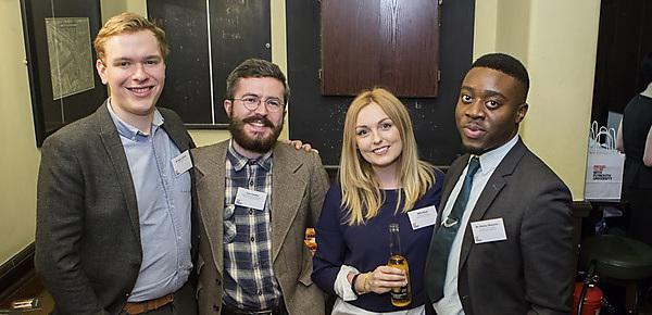 <p>Launch of London Alumni Network</p>