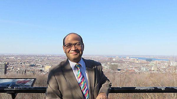 <p>  Professor Hisham Khalil  <br></p>