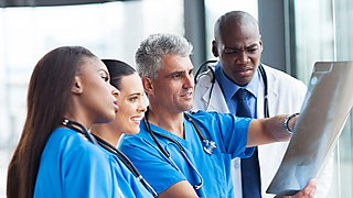 You'll experience working in genuinely challenging clinical environments.