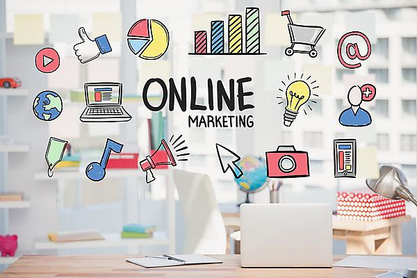 <p>Online Marketing&nbsp;</p>