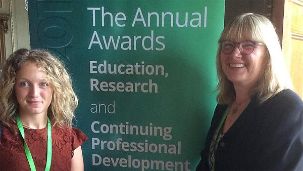 Occupational therapy student wins conference place