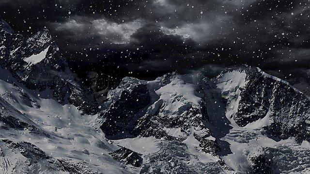 <p>Dark peaks</p>