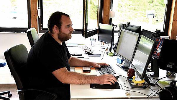 Baptiste Arnou – MSc Robotics graduate