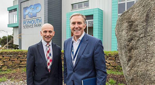 Plymouth Science Park appoints new CEO and Chair of the Board