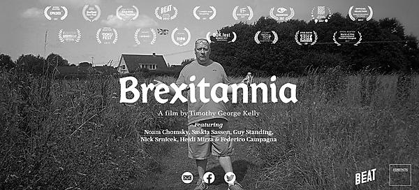 <p>Brexitannia film image</p> Usage: Only for film screening use as part of ESRC Festival of Social Science 2017. Contact lucy.davies@plymouth.ac.uk