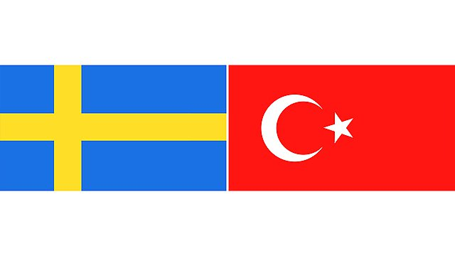<p>sweden and turkey flags 2</p>