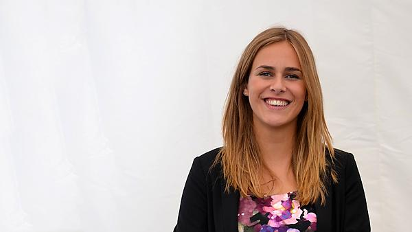 Natalie Andersen - BSc (Hons) Environmental Science graduate