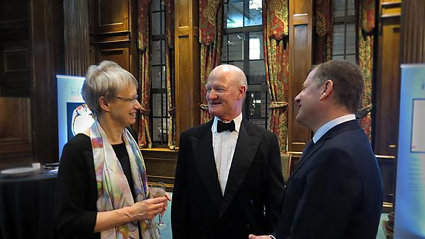 University welcomes Lord David Willetts for national Health Research Showcase
