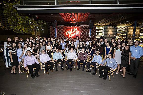 <p>  Singapore Alumni Event 2017  <br></p>