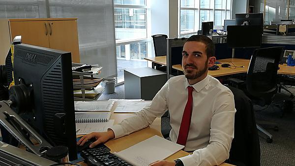 <p>Brett Benest – BSc (Hons) Sociology Graduate  – graduate profile<br></p>