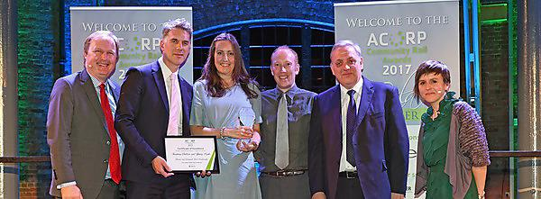 National award success for Rail Partnership