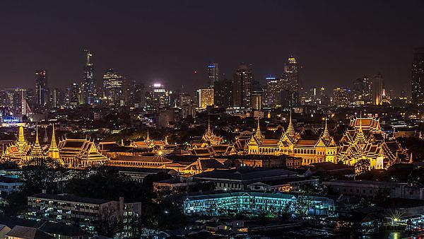 <p>Bangkok Grand Palace</p>