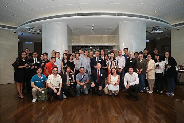<p>Hong Kong Alumni Event 2017</p>