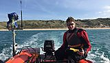 Single Beam Bathymetric Survey of Perranporth Bay