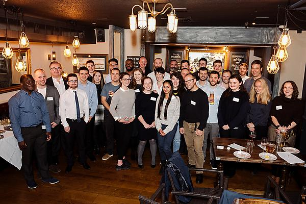 <p>London Alumni event 2017, </p>
