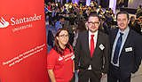 Santander business networking evening