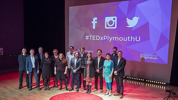 <p>TEDx</p>