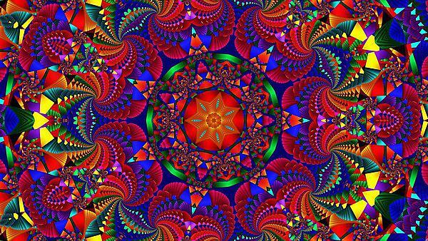 <p>  Kaleidoscope   <br></p>