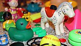 Many second hand plastic toys could pose a risk to children's health, study suggests