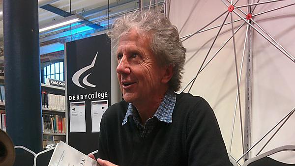 <p>Blake Morrison at Derby Book Festival. Credit: By Victuallers (Own work) [CC BY-SA 3.0 (https://creativecommons.org/licenses/by-sa/3.0)], via Wikimedia Commons</p>