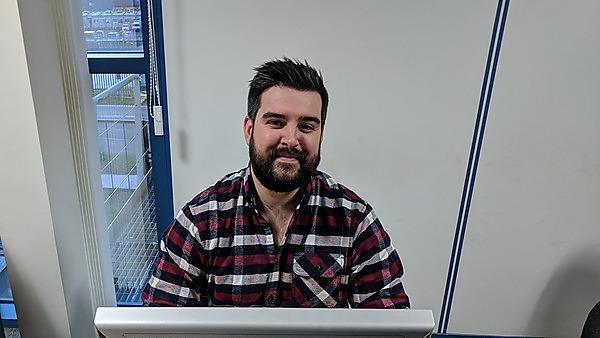 <p>Gareth Benjamin,BA (Hons) Social Work<br></p>