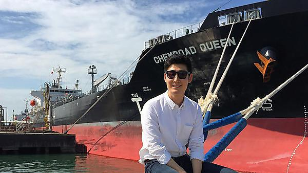 The life and dreams of a dedicated seafarer