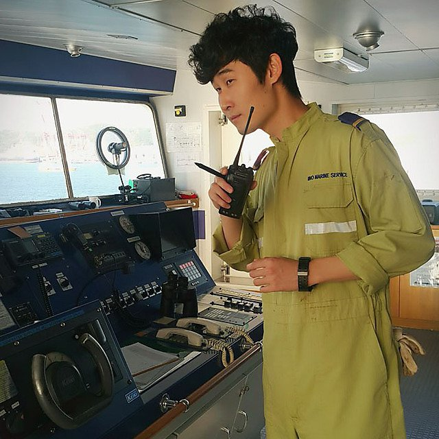<p>Jisso Kim, on standby</p>