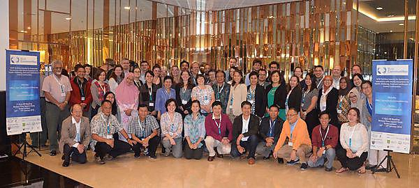 South West Blue Communities experts head to Asia