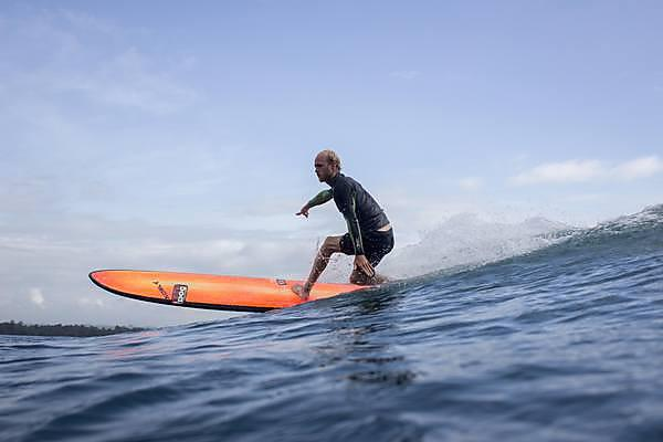Postgraduate student comes 5th in World Longboard Championships