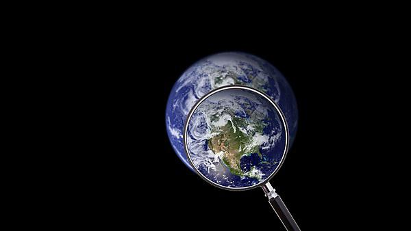 <p>Research the world - Earth image provided by http://visibleearth.nasa.gov/</p>