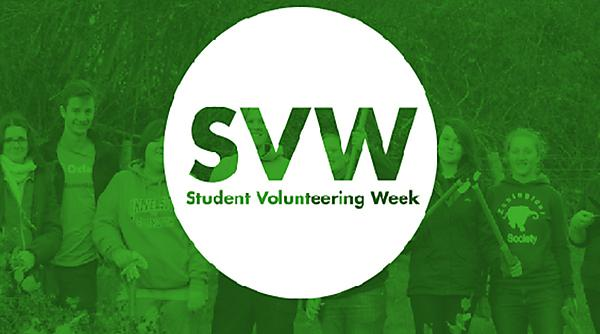 <p>Student Volunteering Week</p>