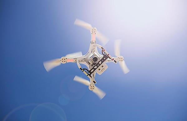 <p>image of a drone</p>