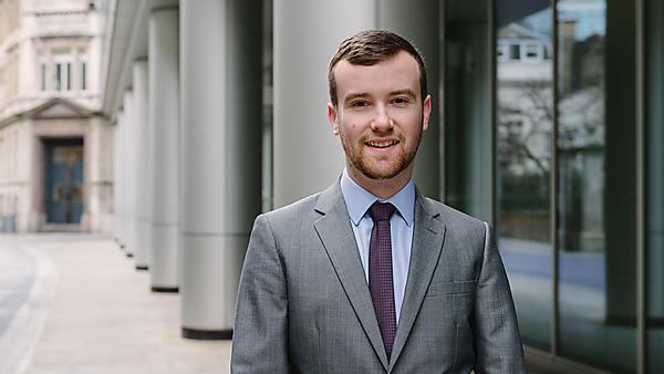 Martin Burdett – BSc (Hons) Mathematics with Finance graduate