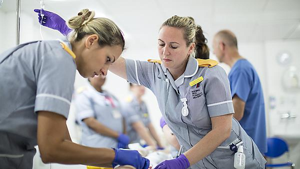 MSc Pre-registration Nursing (Adult Health) induction information 2019/20