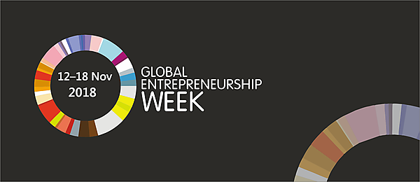 <p>Global Entrepreneurship Week 2018</p>