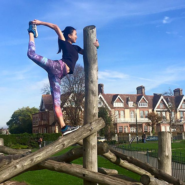 <p>Angelia Ong – yoga in the neighbourhood<br></p>