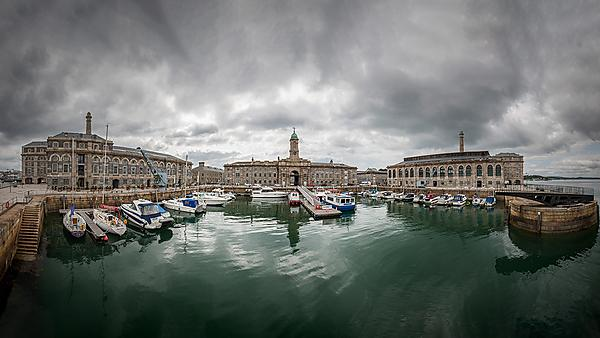 <p>Fine art studios are based at Royal William Yard, Plymouth.</p>