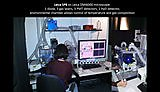 Leica SP8 on Leica DMi6000 microscope: 1 diode, 3 gas lasers, 3 PMT detectors, 1 HyD detector,  environmental chamber allows control of temperature and gas composition.