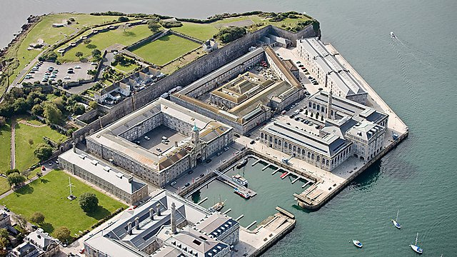 <p>Royal William Yard</p>
