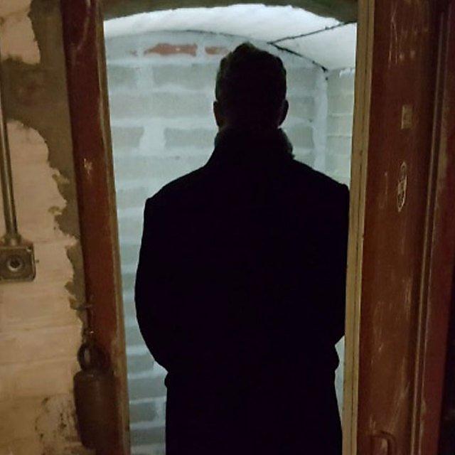 <p>Chris Bailey - Winner of 2018 Film Commission Prize&nbsp;</p>