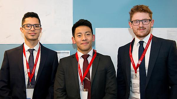 Student engineers' space station wows judges to win international design competition