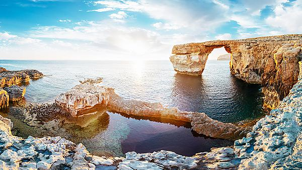 Gozo, Malta (courtesy of Getty Images).