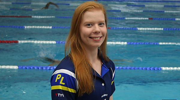 Final year architectural engineering student and Olympian Laura Stephens
