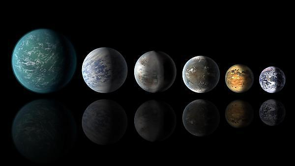 Researchers use artificial intelligence to predict probability of life on other planets