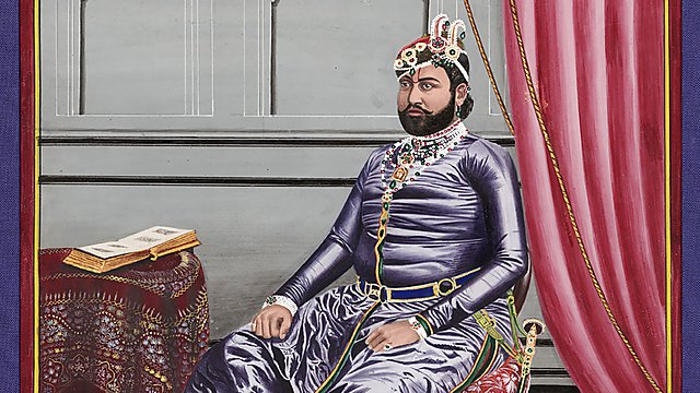 <p>Indian Prince, c1880. Courtesy Archive of Modern Conflict, London (detail.)</p>