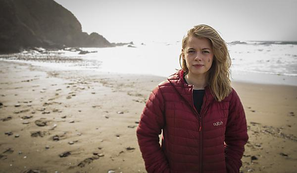 Imogen Napper: researching plastic pollution within the marine environment