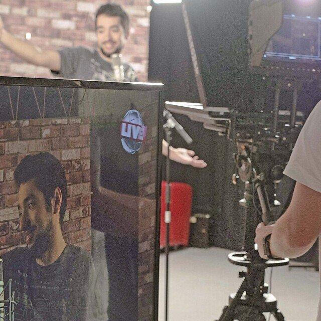 <p>ION Studio Media Arts</p>