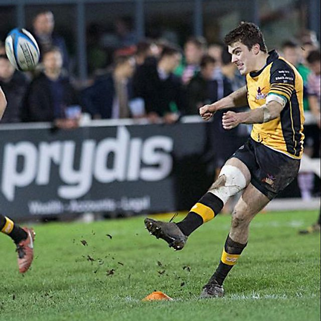 <p>Jonathan Hill, MSc Planning graduate – playing for the University rugby football club <br></p>